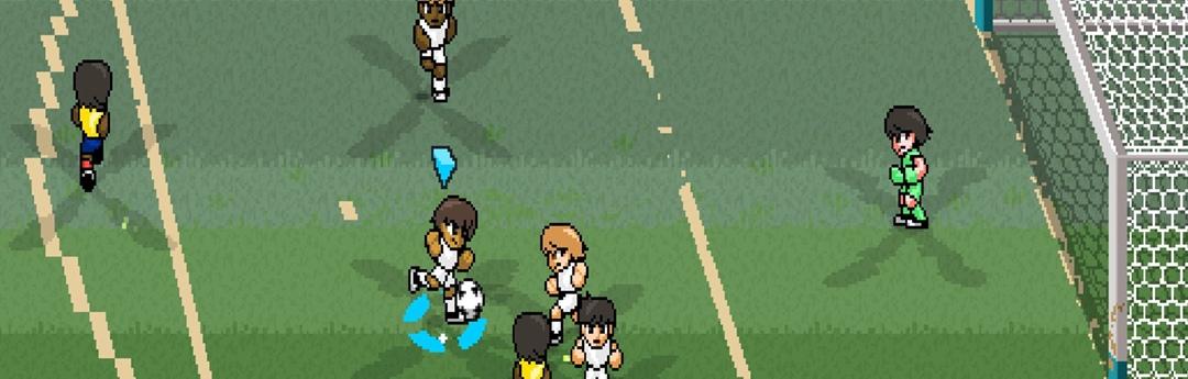 Análisis Pixel Cup Soccer 16