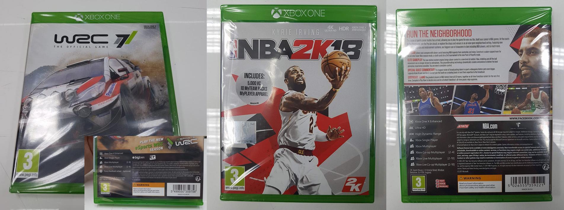 Asi Seran Las Cajas De Juegos De Xbox One Mejorados En Xbox One X