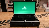 Convierten Xbox One X en un sistema de juego portátil