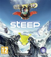 Carátula de Steep - PC