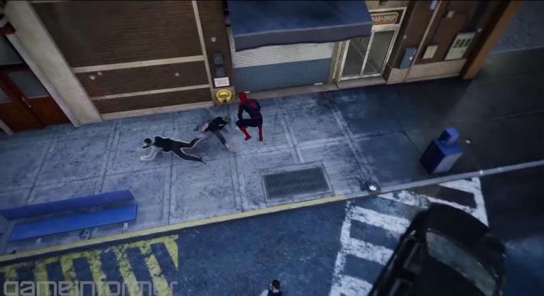 Avistado el traje clásico de Spider-Man en el nuevo tráiler