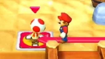 Mario Party Star Rush: Tráiler de Anuncio E3 2016