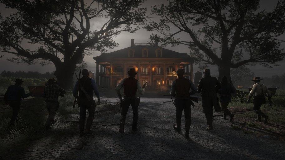 Red Dead Redemption 2 análisis