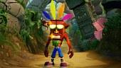 Crash Bandicoot: N. Sane Trilogy, gameplay Nintendo Switch