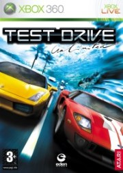 Carátula de Test Drive: Unlimited - Xbox 360