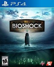 Carátula de Bioshock: The Collection - PS4
