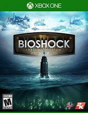 Carátula de Bioshock: The Collection - Xbox One