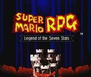 Carátula de Super Mario RPG: Legend of the Seven Stars - Wii U