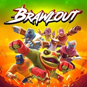 Carátula de Brawlout - Nintendo Switch