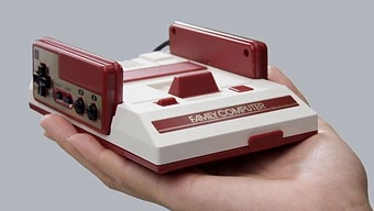 Video Nintendo Classic Mini: NES, Nintendo Classic Mini: Famicom (JP)