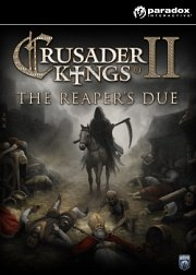 Carátula de Crusader Kings II - The Reaper's Due - Mac