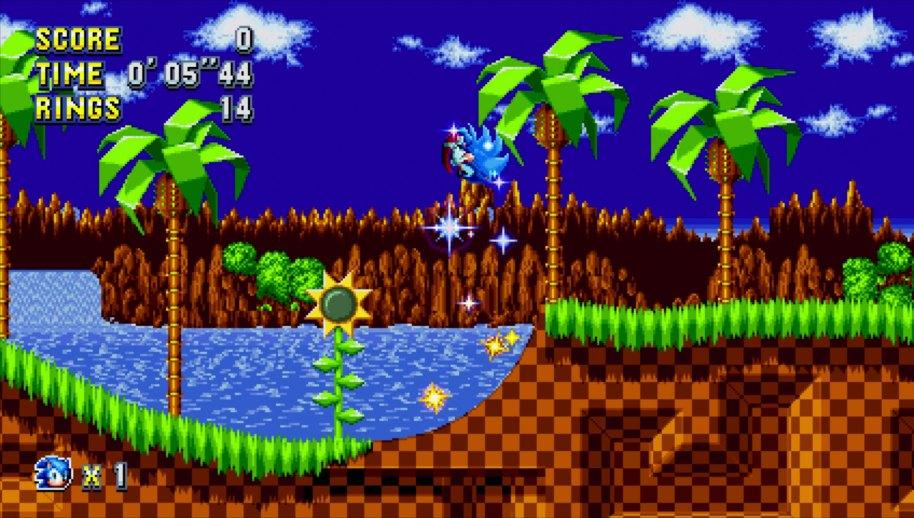 Sonic Mania análisis