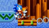 Video Sonic Mania - Sonic Mania: Green Hill Zone Act 2 Gameplay