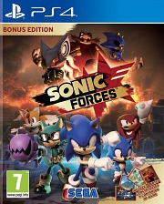 Sonic Forces Para Ps4 3djuegos
