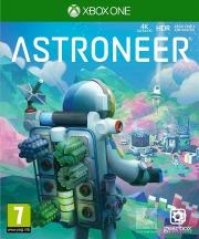 Carátula de Astroneer - Xbox One