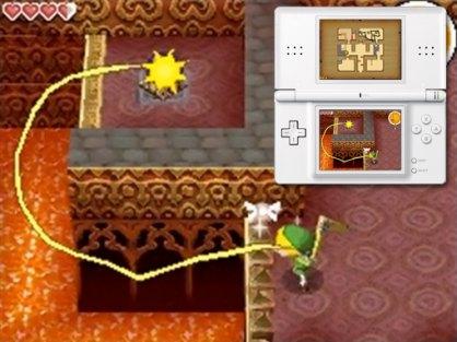 Zelda Phantom Hourglass DS
