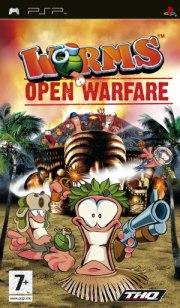 Carátula de Worms: Open Warfare - PSP