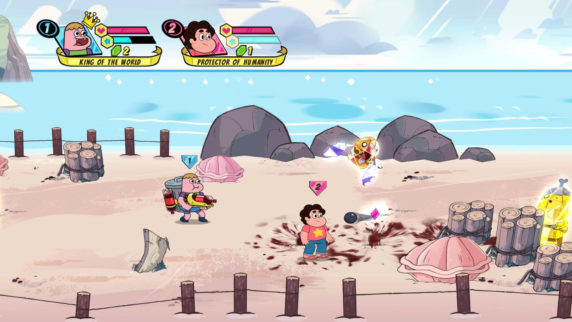 Im 225 Genes De Cartoon Network Battle Crashers Para Xbox One