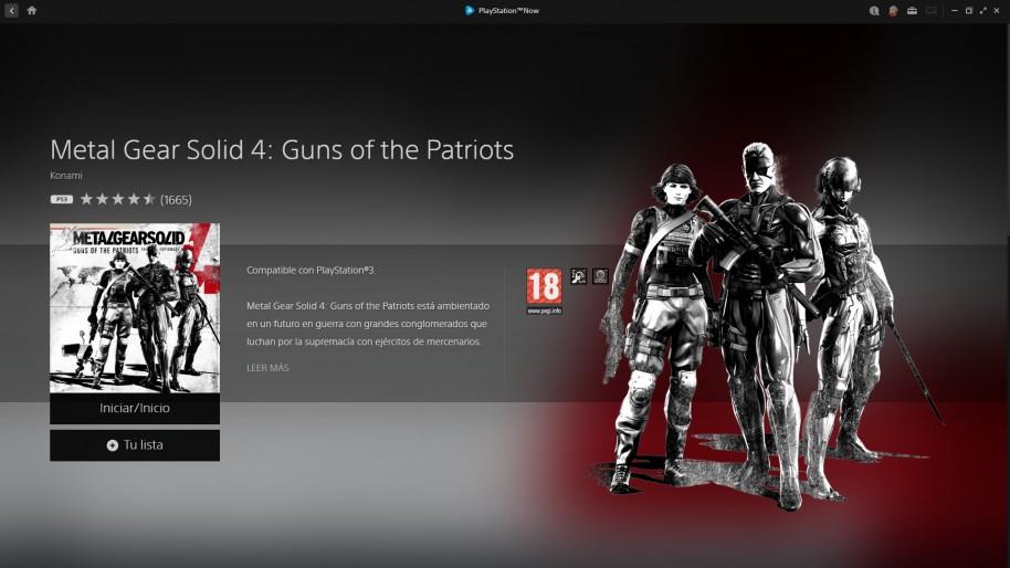 PlayStation Now: Probamos a fondo PS Now en PC y PS4. ¿Qué tal funciona el juego en streaming?
