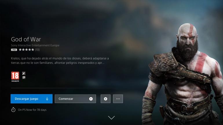 Imagen de PlayStation Now