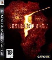 Carátula de Resident Evil 5 - PS3