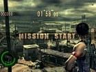 Pantalla Resident Evil 5