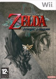 Carátula de Zelda: Twilight Princess - Wii