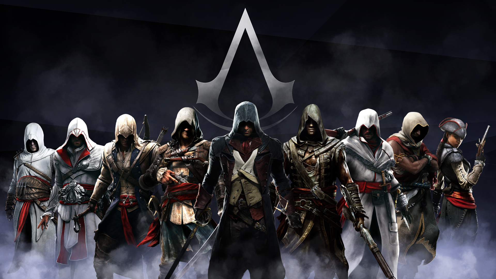 Assassin's Creed and characters