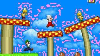 Video New Super Mario Bros, Vídeo oficial 1