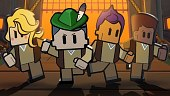 Dungeons and Duct Tape, tráiler del nuevo DLC de The Escapists 2