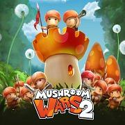 Carátula de Mushroom Wars 2 - Xbox One