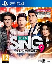 Let's Sing 9: Versión Española PS4