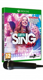 Let's Sing 2017 Xbox One