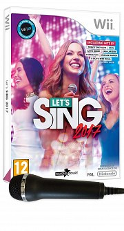 Let's Sing 2017 Wii
