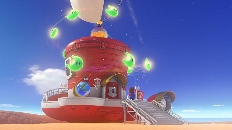 Imagen de Super Mario Odyssey
