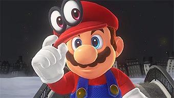 Video Super Mario Odyssey, Tráiler Nintendo Direct