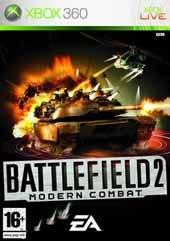 Carátula de Battlefield 2: Modern Combat - Xbox 360