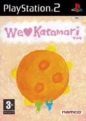 Carátula de We Love Katamari - PS2