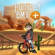 Carátula de Pumped BMX+ - PS3