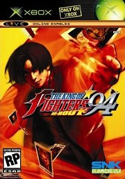 Carátula de The King of Fighters '94 Re-Bout - XBOX