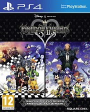 Carátula de Kingdom Hearts HD 1.5 + 2.5 - PS4