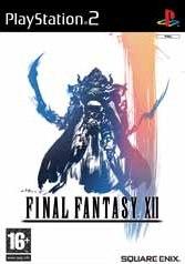 Carátula de Final Fantasy XII - PS2