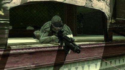 Metal Gear Solid 4 análisis