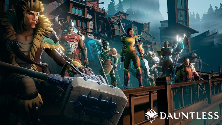 Beta abierta   Dauntless celebrará una  el 24 de mayo Dauntless-4012447