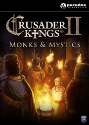 Crusader Kings II - Monks and Mystics PC