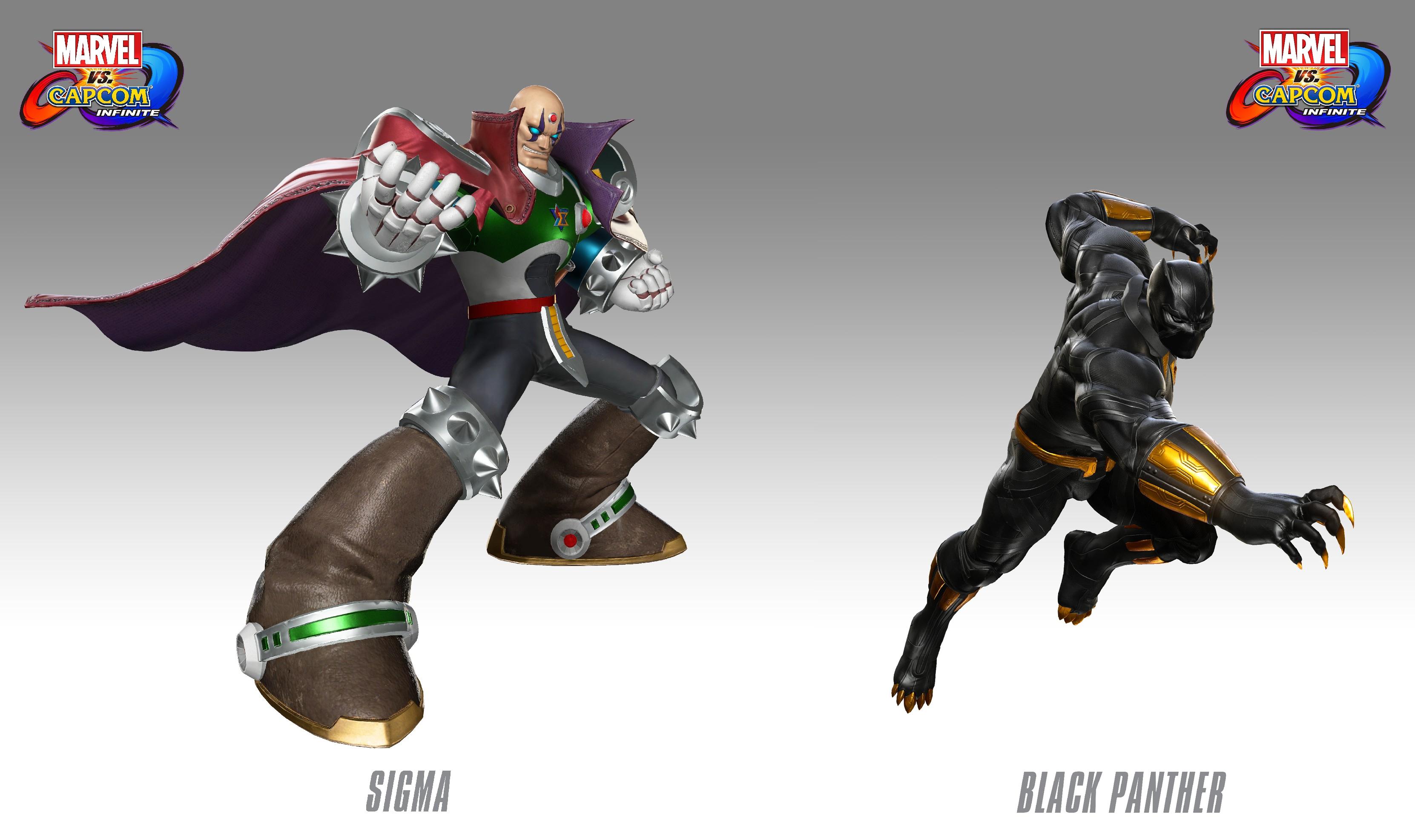 Venom y el Soldado de Invierno lucharán en Marvel VS. Capcom Infinite mediante DLC