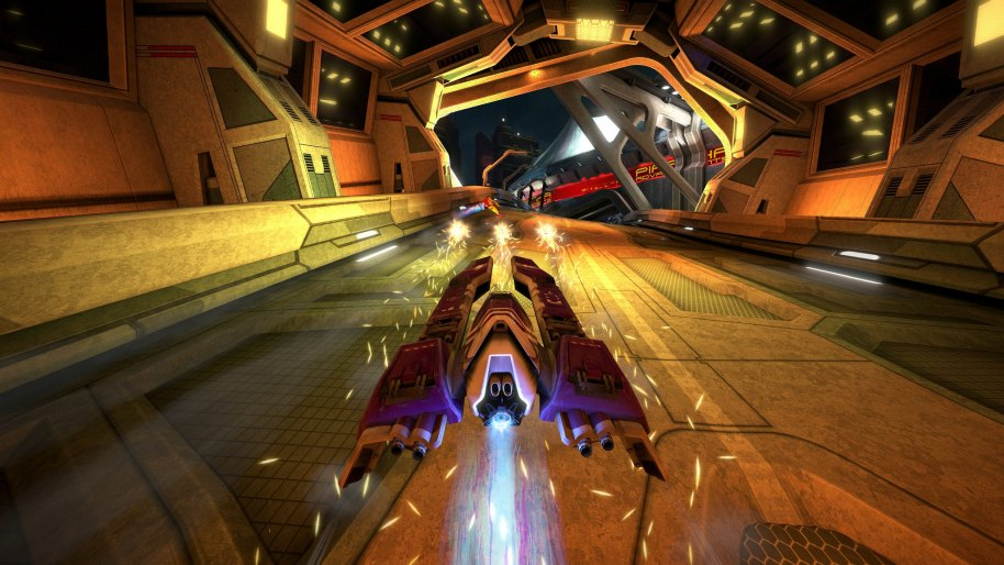 WipEout Omega Collection análisis