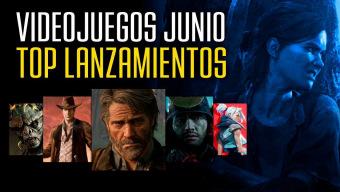 Estos son los lanzamientos destacados de videojuegos en junio, con The Last of Us 2 y Valorant entre ellos