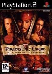 Piratas del Caribe: La Leyenda de Jack Sparrow PS2