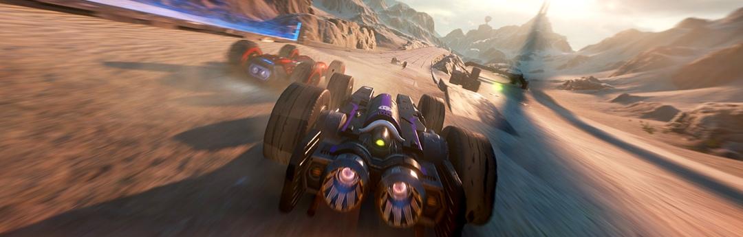 Análisis GRIP Combat Racing
